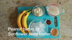 Looking for a nutritious and delicious snack this summer? Check out this  smoothie recipe: