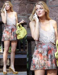Blake Lively Family, Blake Lively Style, Gossip Girl Outfits, Gossip Girl Fashion, Gossip Girls, Night Outfits, Spring Outfits, Celebrity Look, Queen