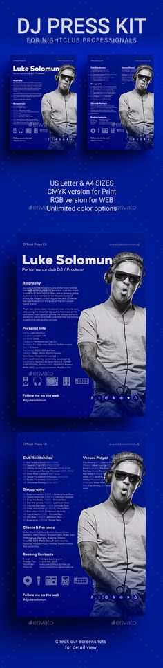 Official Davidson Ospina 2016 EPK (Press Kit) - #davidsonospina - dj resume