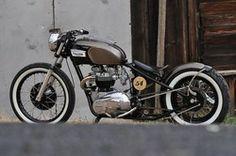 1964 Triumph 650 Bobber #1: image 8