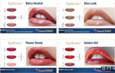 Create Custom Colors! ⋆ color my lips