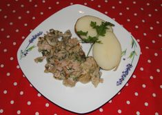 Jednoduchý a rýchly obed Risotto, Eggs, Breakfast, Ethnic Recipes, Food, Morning Coffee, Eten, Egg, Meals