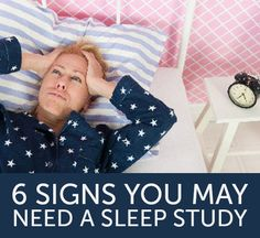 Sleep studies are used to measure various indicators that identify what's causing sleep problems.