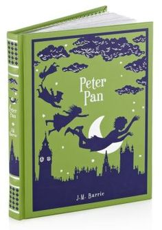 Barnes and Noble has a great collection of classic children's hardcovers for a good deal (he has Peter Pan already)