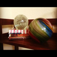 Gorgeous paperweights from Grammercy Road. Amarillo, TX