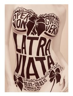 Discover more of the best Tkf, Kommunikation, Design, Traviata, and Body inspiration on Designspiration Creative Typography, Typographic Design, Graphic Design Typography, Graphic Design Illustration, Lettering Design, Ballet Posters, Art For Art Sake, Image Photography, Poster Photography