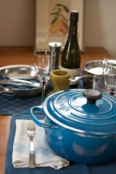 Click through to enter to win a 20-piece Le Creuset set from NEX Outlets!