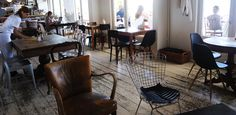 Cafes in Istanbul - Mangerie – The Best Cafés, Coffee Shops, Restaurants and Places to Eat in Istanbul | HG2 A hedonist's guide to...