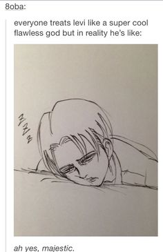 That's an official sketch by Isayama, by the way.