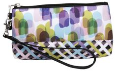 Check out our Geo Mix Glove It Ladies Golf Wristlet! Find the best golf gear and accessories at Lori's Golf Shoppe. Click through now to see this Golf Wristlet!