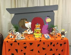 Zayden's 2nd Flintstones Birthday