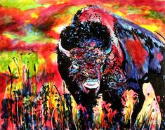 10 Remarkable Paintings by Blind and Visually Impaired Artists #art