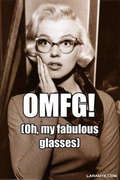 sunglasses quotes Have a fabulous weekend loves! Eye Jokes, Optometry Humor, Glasses Quotes, Dry Eye Treatment, Eye Exam, Healthy Eyes, Eyes Problems, Eye Doctor, Eye Strain