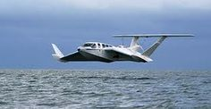 "aerodynamic phenomenon known as ""ground effect."" winged boat - Google Search"