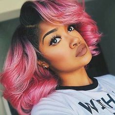 nice 25 Fun & Flirty Ways to Style Short Weave Hairstyles --  Check more at http://newaylook.com/best-short-weave-hairstyles/