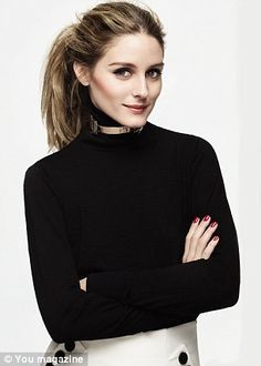 Fashionista extraordinaire, socialite and breakout star of TV's The City, Olivia Palermo can send a label's sales into orbit just by wearing one key piece