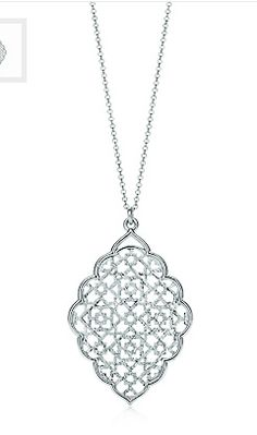 Marrakesh Pendent by Paloma Picasso from Tiffany. So pretty