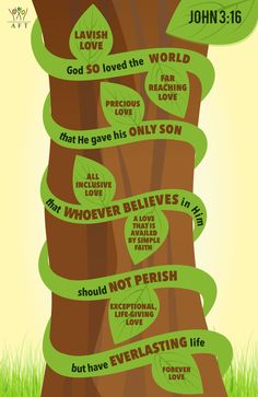 Rev. Sam P. Chelladurai explains the 7 key aspects of God's love from John 3:16.  [Click on the image]  #revsam #love #quote #godslove