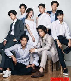 [Drama Moon Lovers ❤ Scarlet Heart Ryeo, 달의 연인-보보경심 려 Soompi Kdrama 2016 Winner Moon Lovers Cast, Moon Lovers Drama, Iu Moon Lovers, Scarlet Heart Ryeo Cast, Moon Lovers Scarlet Heart Ryeo, Nam Joo Hyuk Scarlet Heart, Baekhyun Scarlet Heart, Lee Joon, Joon Gi