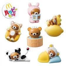 Image result for mcdonalds happy meal toys 2018