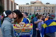 Arizona Governor Jan Brewer Vetoes Anti-Gay Bill - NBC News