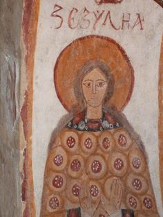 The Monastery of St Moses, Syria: The Frescoes | Royal Ontario Museum