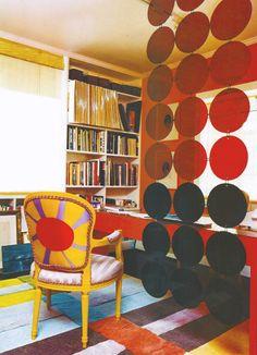 Doug Meyer interior - House Beautiful