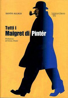Maigret: les couvertures de Pintér