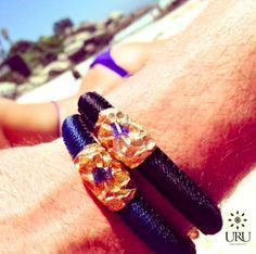 Uru Bracelets! Find them on www.urulux.com 18k Gold, Bracelets, Charm Bracelets, Bracelet, Arm Bracelets, Bangles, Super Duo
