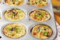 Breakfast Frittatas Recipe