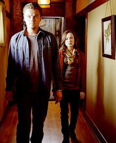 Inception (2010) Directed by Christopher Nolan - Leonardo DiCaprio speelt Dominic Cobb. Verantwoordelijk voor de dood van zijn vrouw.  Geobsedeert met zijn eigen gevoelens van spijt.  Speelt verschillende 'personages' in de gedachten van andere mensen en mist een eigen identiteit.