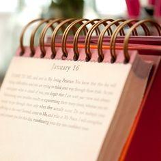 Sarah Young - Jesus Calling - 365 Day Calendar & Book Set image