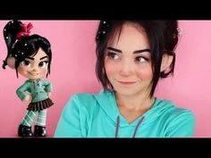 Vanellope Von Schweetz is a spunky adorable little girl from the land of Sugar Rush in the movie Wreck-it-Ralph! Here is a tutorial on how to achieve her cute look for cosplay, Halloween, or. Cosplay Tips, Epic Cosplay, Amazing Cosplay, Cosplay Outfits, Cosplay Costumes, Fairy Costumes, Cool Costumes, Disney Cosplay, Cosplay Anime
