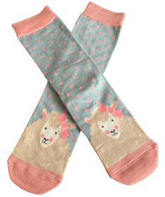 Ladies blue and pink coloured Sheep socks.  £7.95 with FREE UK Delivery.  Excellent quality, soft and stretchy bamboo / cotton blend fabric ( 54% Bamboo, 22% Cotton, 16% Polyester, 6% Nylon, 2% Elastane )  One size ( Ladies UK Shoe size 4 - 7 ) Prom Accessories, Bamboo Socks, Cat Scarf, Pink Polka Dots, Free Uk, Clutch Bag, Sheep, Delivery, Purple