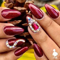 Beautiful nails by Ugly Duckling Family Member 😍 Ugly Duckling Nails is dedicated to keeping love, support, and positivity flowing in our industry ❤️ Cute Almond Nails, Almond Nail Art, Nails Inc, Gel Nails, Barn Wood Bathroom, Ugly Duckling, Nails Inspiration, Being Ugly, Nail Designs
