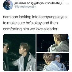 Taetae is so sensitive I never thought he'd cry over small things like that. Please protect him