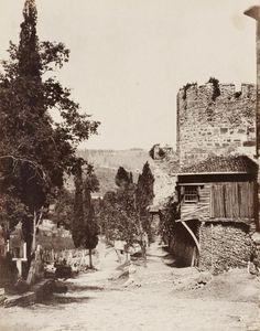 Eğrikapı 1865-1870