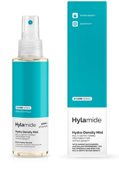 Hydra-Density Mist - 120ml - This advanced treatment supports dermal water density for intense lightweight hydration and comfort. It contains a Marine Exopolysaccharides that concentrates hydration density with a higher water-retaining capacity than hyaluronic acid, offering immediate and lasting oil-free hydration. The formula also contains purified green tea polyphenols, golden eye grass root and Tasmanian pepperberry to reduce signs of inflammation, of irritation and of redness, leaving…