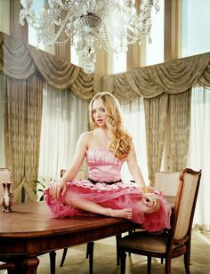 Amanda Seyfried pink dress so pretty Amanda Seyfried Photos, Jenifer Lawrence, Glamour, Dear John, Mean Girls, Celebs, Celebrities, Keira Knightley, Girl Crushes