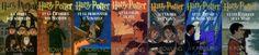 Harry Potter Cover aus unterschiedlichen Ländern