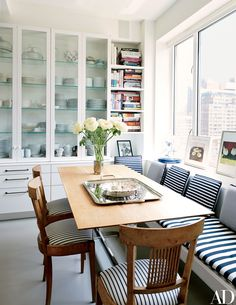 Fashion Designer Isaac Mizrahi's Updated 1930s New York City Apartment Photos | Architectural Digest