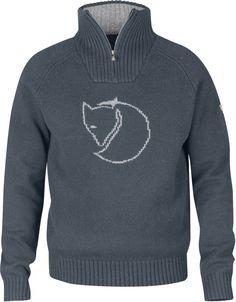 Red Fox Sweater - Fleece og strik - Beklædning Fjallraven