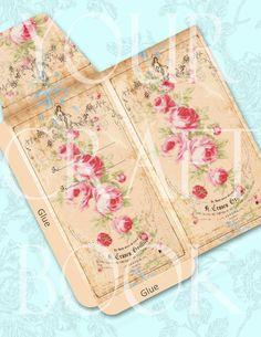 Paper Roses Gift Envelope