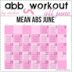 june abb workout by the-amazing-tip-chickas liked on Polyvore