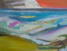 Patty Ripley : undercurrents of spring -MOVEMENT IN NATURE SERIES