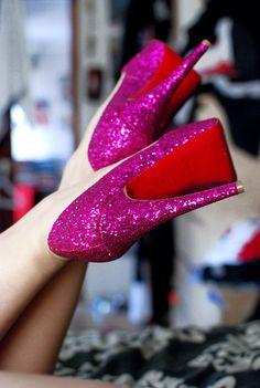 I love glitter.
