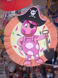 Resultado de imagen para piñatas de backyardigans
