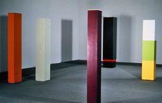 Anne Truitt, Sculpture, Baltimore Museum of Art, 1992