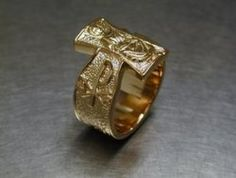 John Paul II's papal ring: the ring of the fisherman