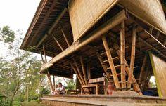 déco de maison en cabane en bois
